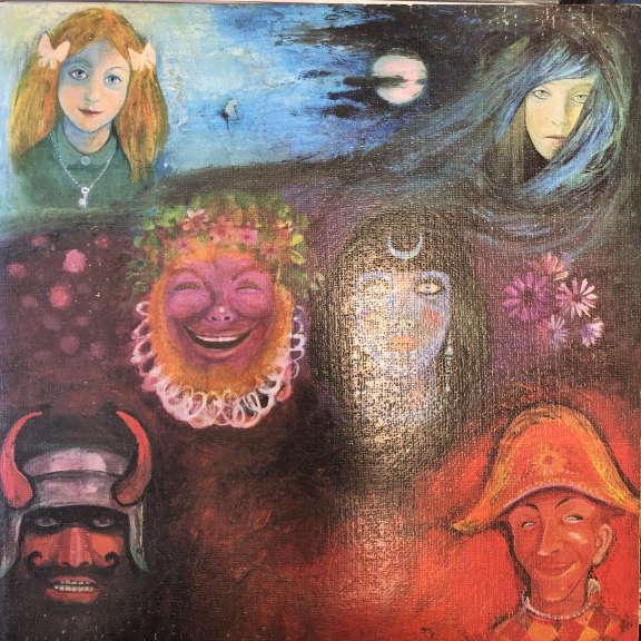 King Crimson In The Wake Of Poseido n LP 1970