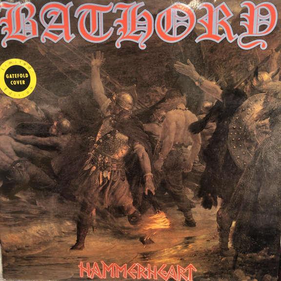 Bathory Hammerheart LP 1990