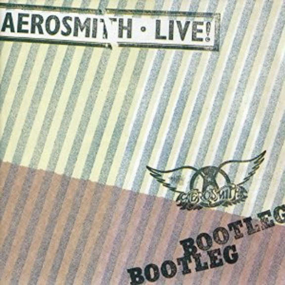 Aerosmith Live! Bootleg LP 2019