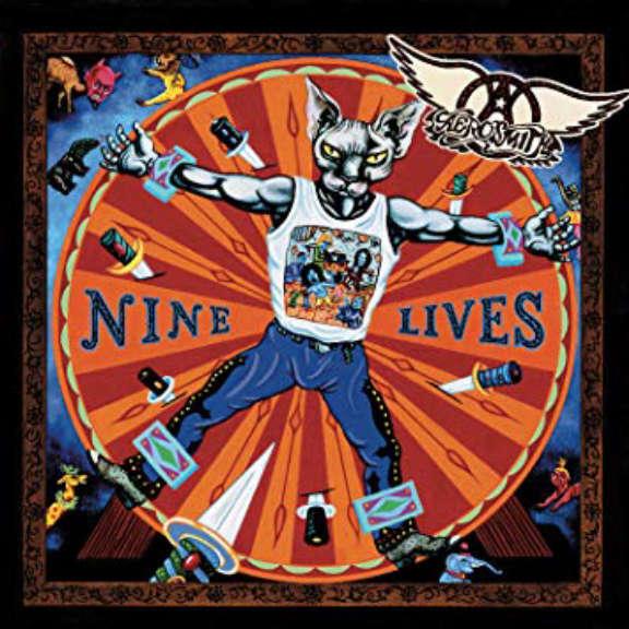Aerosmith Nine Lives LP 2019