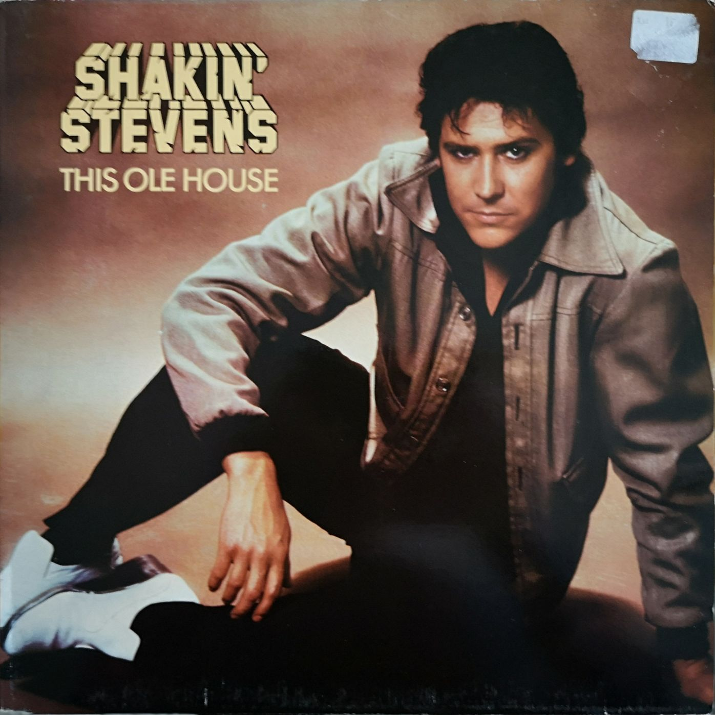 Shakin' Stevens This Ole House LP undefined