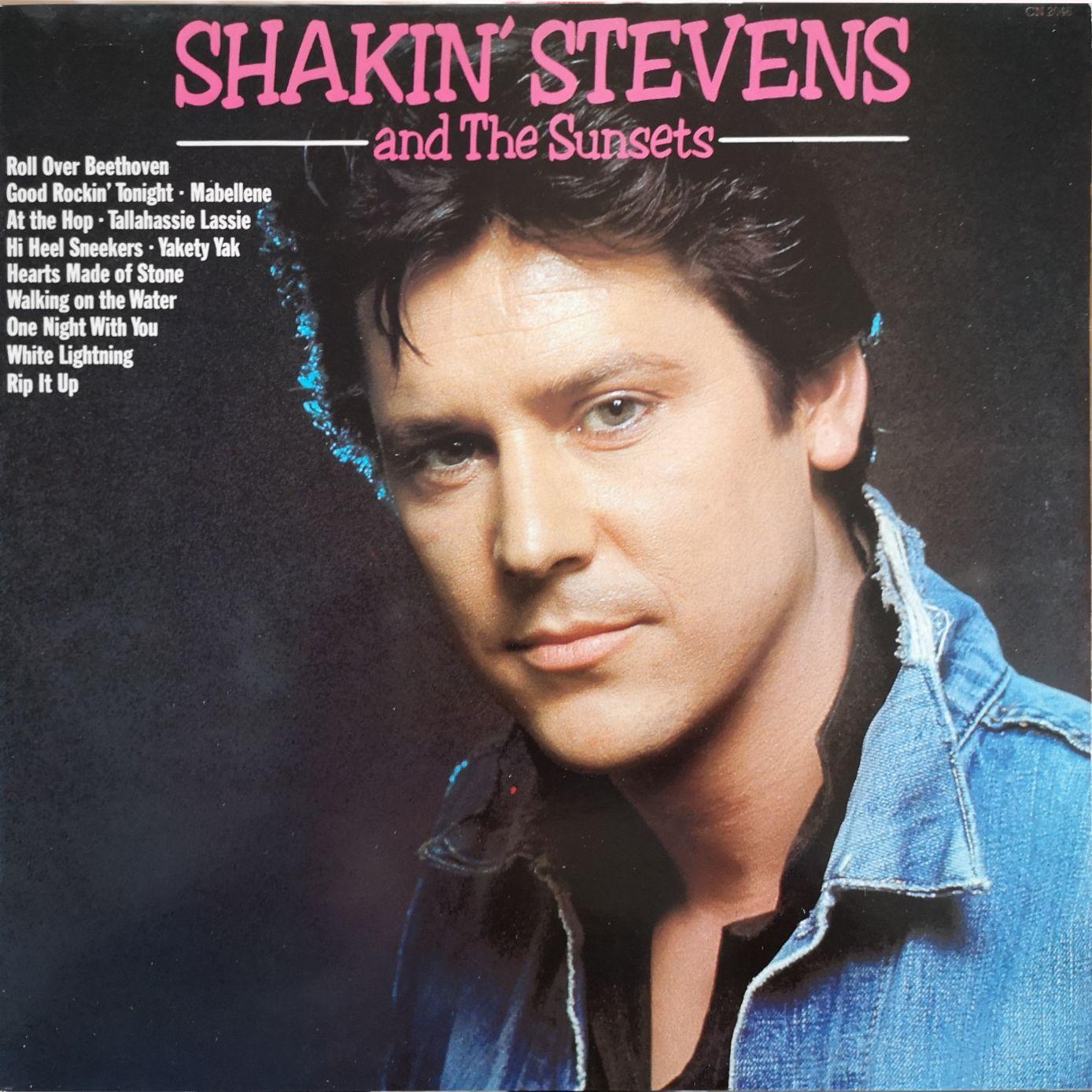 Shakin' Stevens Shaky LP undefined