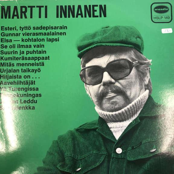 Martti Innanen Martti Innanen LP 1974