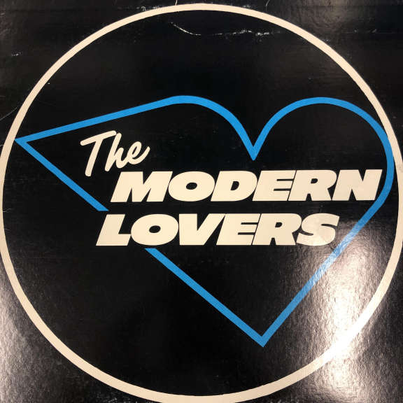 The Modern Lovers The Modern Lovers LP 1978