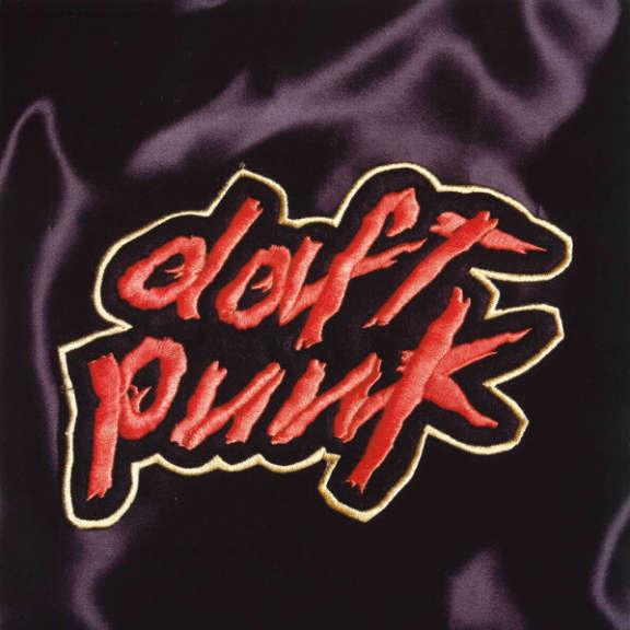 Daft Punk Homework LP 0