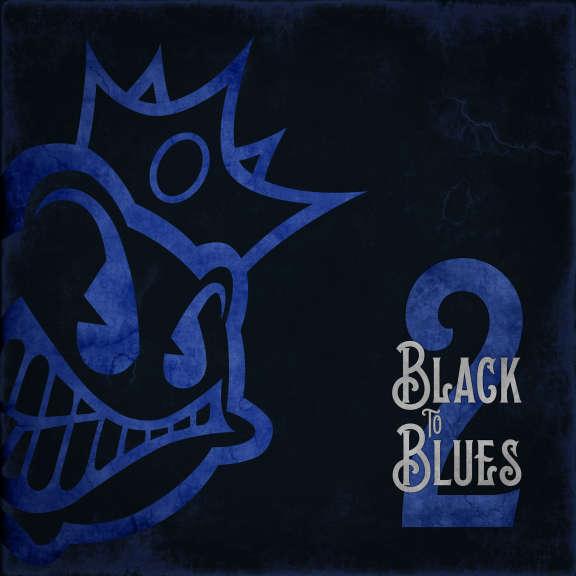 Black Stone Cherry Black To Blues Volume 2 LP 2019