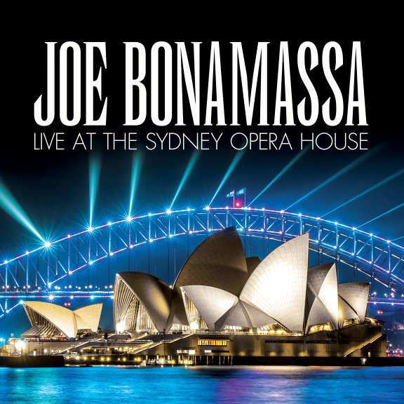 Joe Bonamassa Live At The Sydney Opera House (Blue) LP 2019