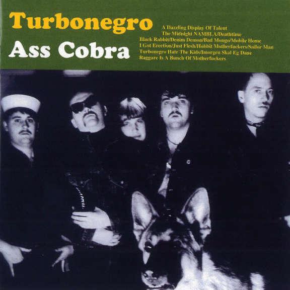 Turbonegro Ass Cobra (Black) LP 2019