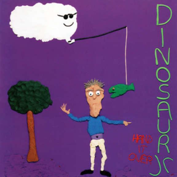 Dinosaur Jr. Hand It Over LP 2019