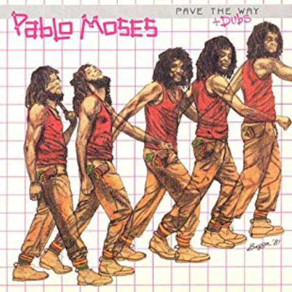 Pablo Moses Pave the Way LP 2019