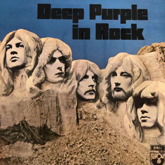 Deep Purple Deep Purple In Rock LP 1970
