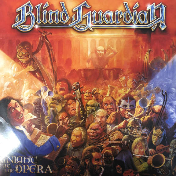 Blind Guardian A Night At The Opera LP 2002