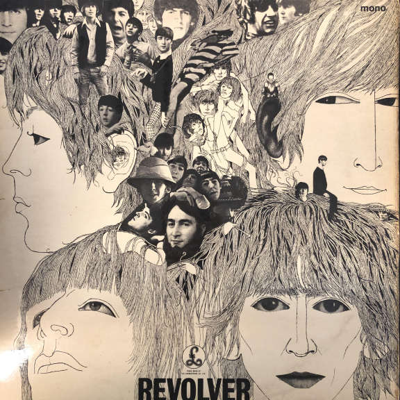 The Beatles Revolver LP 1966