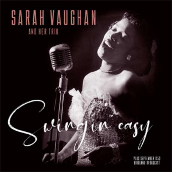 Sarah Vaughan And Her Trio Swingin' Easy LP 2019