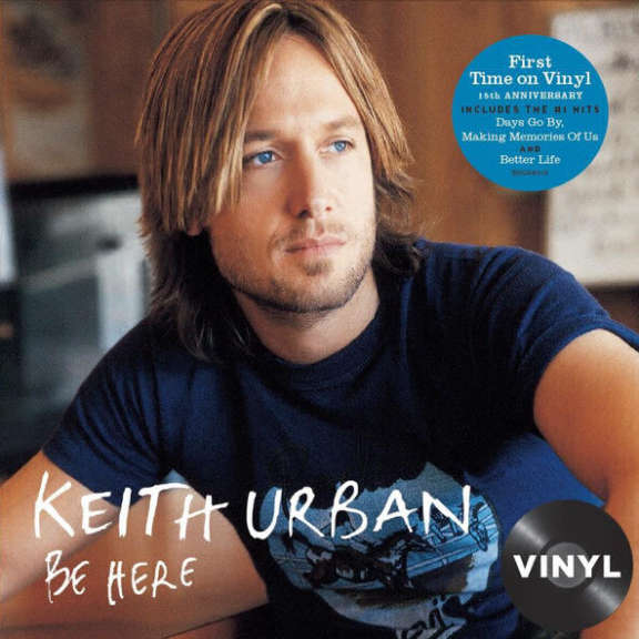Keith Urban Be Here LP 2018
