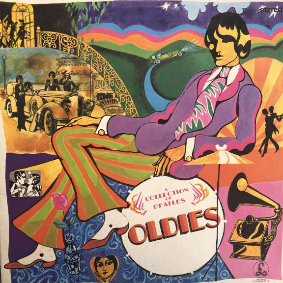 The Beatles A Collection Of Beatles Oldies LP 1966