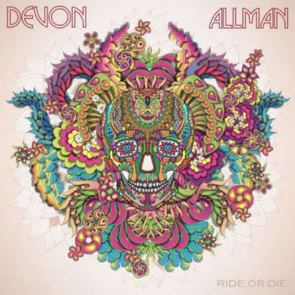 Devon Allman Ride or Die LP 2016