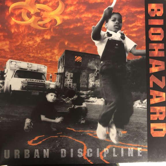 Biohazard Urban Discipline  LP 1998