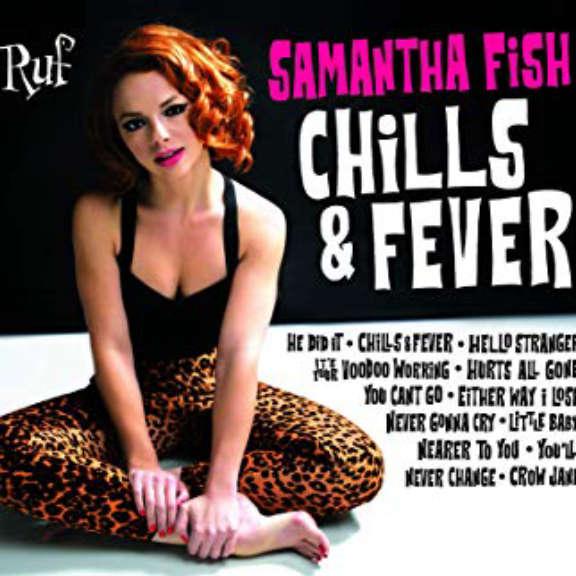 Samantha Fish Chills & Fever LP 2017