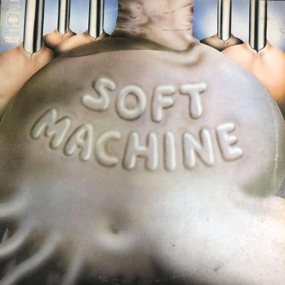 Soft Machine Six LP 1973