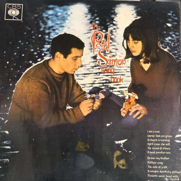 Paul Simon The Paul Simon Song Book LP 1965