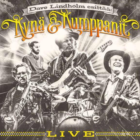 Dave Lindholm Dave Lindholm esittää: Kynä & Kumppanit Live LP 2019