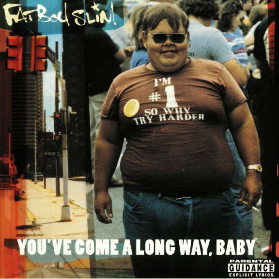 Fatboy Slim You've Come a Long Way, Baby LP 2019