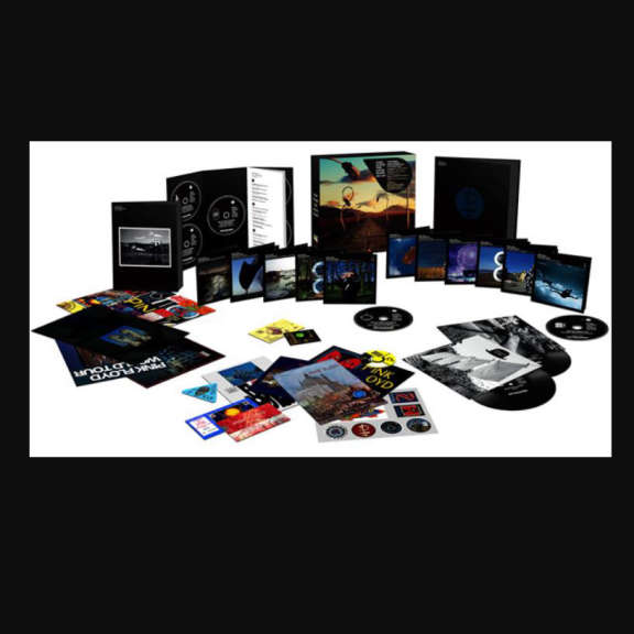 Pink Floyd The Later Years 1987 - 2019 (Box Set) LP 2019