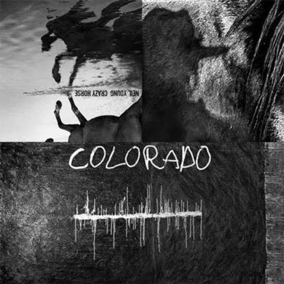 Neil Young & Crazy Horse Colorado LP 2019