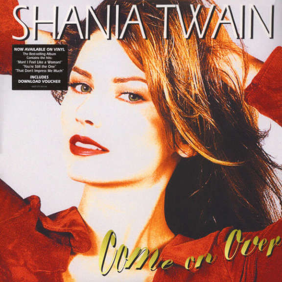 Shania Twain Come On Over LP 2016