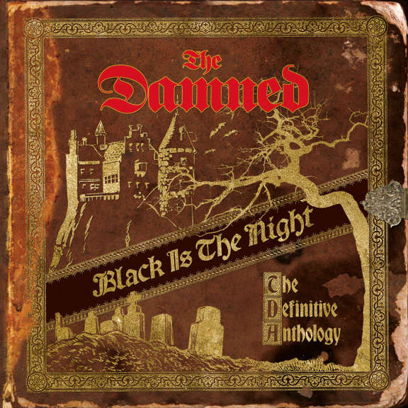 Damned Black Is the Night: The Definitive Anthology LP 2019