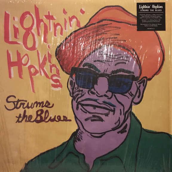 Lightnin' Hopkins Strums the Blues LP 2019