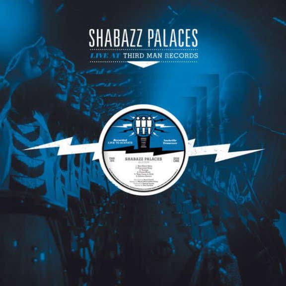 Shabazz Palaces Live at Third Man Records LP 2016