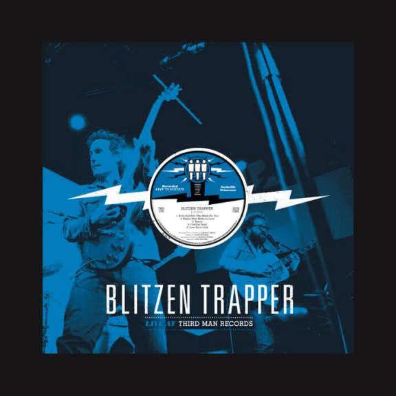 Blitzen Trapper Live at Third Man Records LP 2016