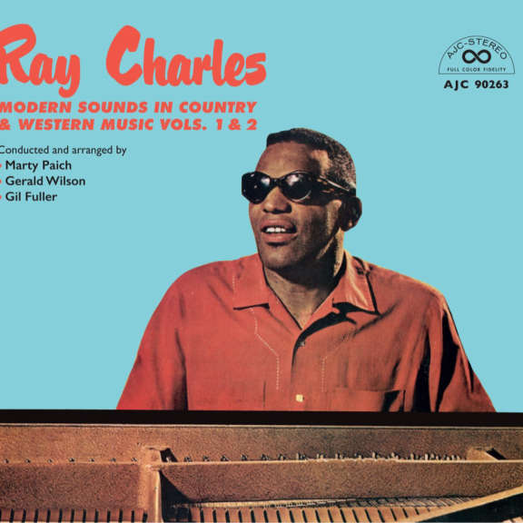 Ray Charles Modern Sounds in Country and Western Music LP 2019