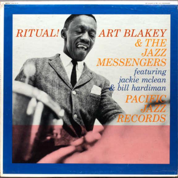 Art Blakey & Jazz Messengers Ritual  (ft. Jackie McLean & Bill Hardman) LP 2019