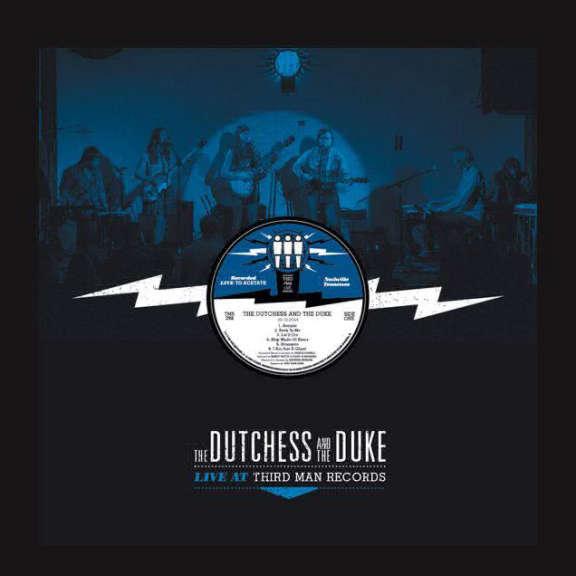 Dutchess & The Duke Live at Third Man Records LP 2015
