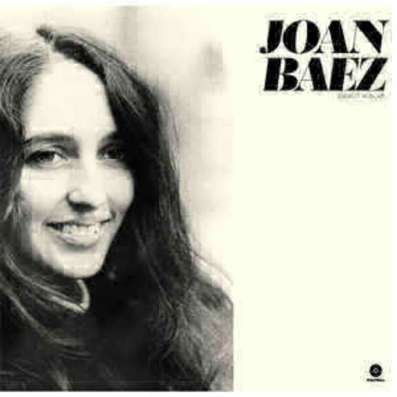 Joan Baez Debut album LP 2019