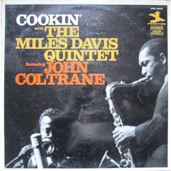 Miles Davis Quintet Cookin' with the Miles Davis Quintet LP 2019