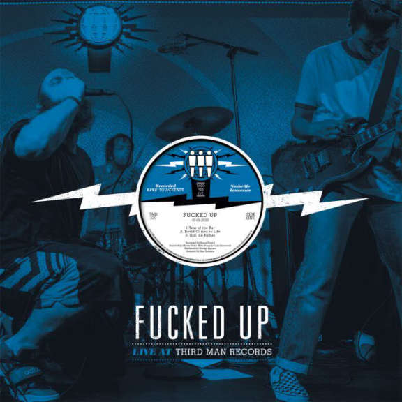 Fucked Up Live at Third Man Records LP 2015