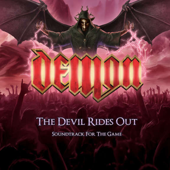 Demon Devil Rides Out LP 2019