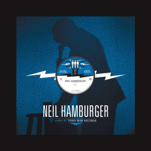Neil Hamburger Third Man Live 9.23.11 LP 2011