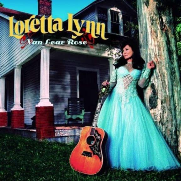 Loretta Lynn Van Lear Rose LP 2010