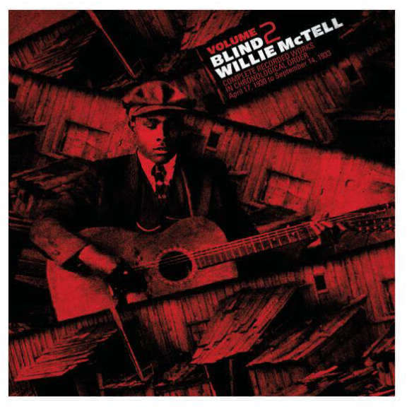 Blind Willie McTell Complete Recorded Works 2 LP 2013