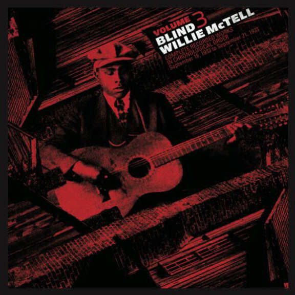 Blind Willie McTell Complete Recorded Works 3 LP 2013