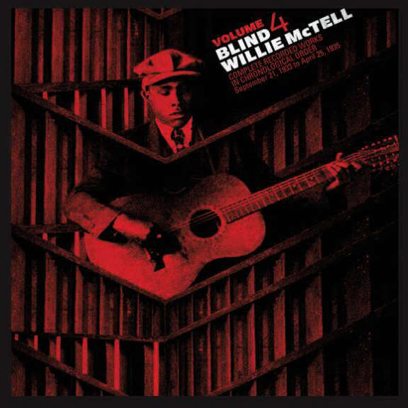 Blind WIllie McTell Complete Recorded Works 4 LP 2013