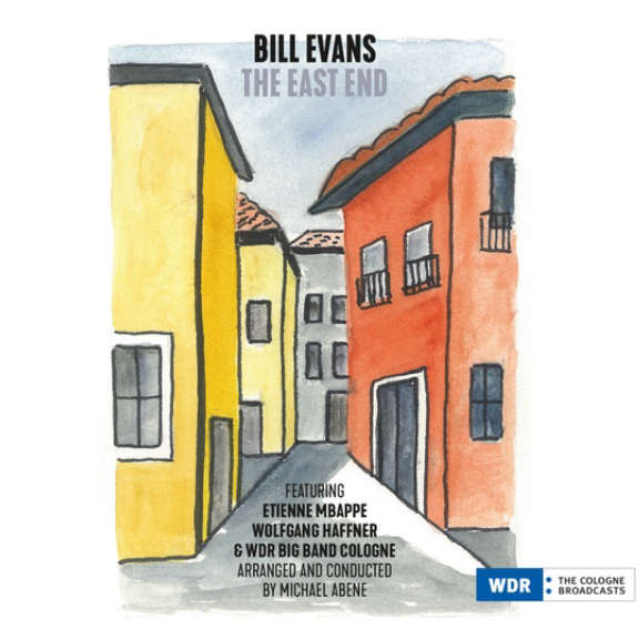 Bill Evans The East End LP 2019