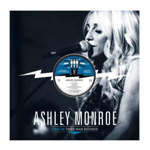 Ashley Monroe Live at Third Man Records LP 2015