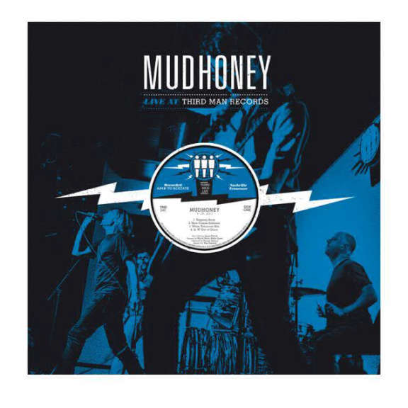Mudhoney Live at Third Man Records LP 2013
