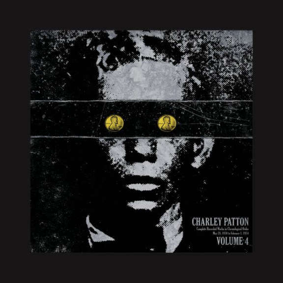 Charley Patton Complete Recorded Works 4 LP 2013